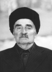 Бостанов Азан Караевич