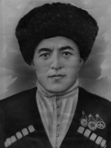 Хубиев Шамгун Кеккезович