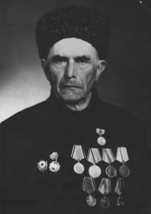 Семенов Хаджи-Бекир Джангериевич