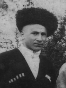 Узденов Сюлемен Мурадинович ВВ№16 1940г.